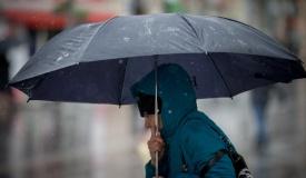 התחזית: הגשמים יחזרו, מלווים ברעמים וברד