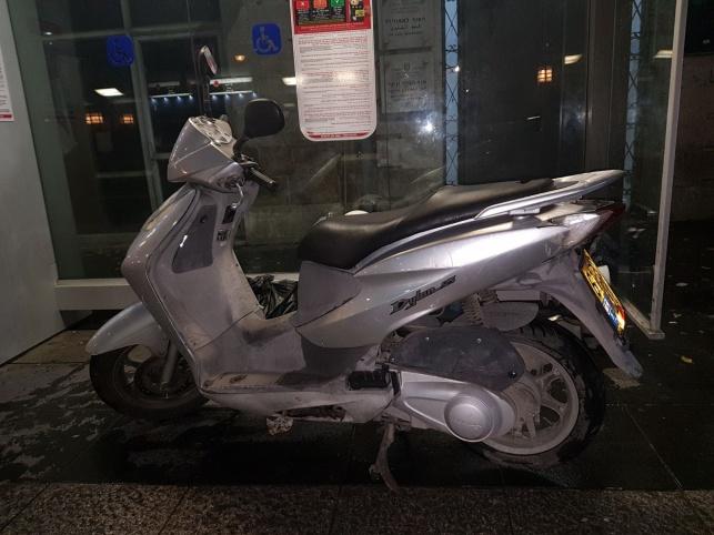 ניסה לגנוב אופנוע בירושלים ונתפס 'על חם'