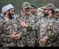 """גנרלים איראנים. אילוסטרציה - סוכם: ישראל וארה""""ב יתאמו פעילות אסטרטגית נגד איראן"""