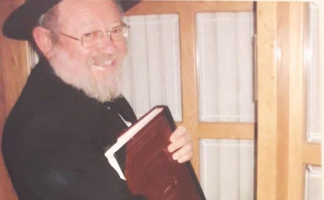 """הגר""""ש נויפלד מראשי 'פני יהושע' נפטר בי-ם"""