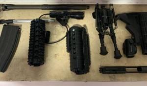 המשטרה תפסה מטען צינור ונשק בשועפט