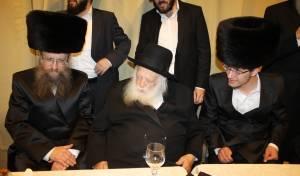 גדולי ישראל בשמחת ועד הישיבות
