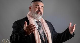 החזן שמעון סיבוני בפרק רביעי מפרקי אבות