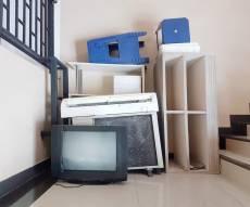 מותר לסלק חפצים משטחי הרכוש המשותף?