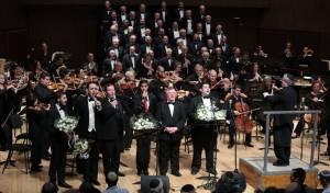 גלריה: הקונצרט הירושלמי עם גדולי החזנים