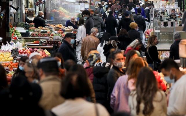 שווקים מלאים, השבוע. אילוסטרציה