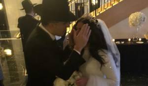 בחתונת בתו: שוואקי ריגש את המשתתפים