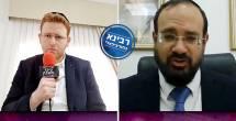 """יצחק רביץ חושף בראיון: """"היישוב בסגר; אין כניסה מבחוץ"""""""