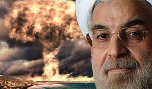 איראן בהנהגתו מסוגלת לייצר פצצה גרעינית: רוחאני