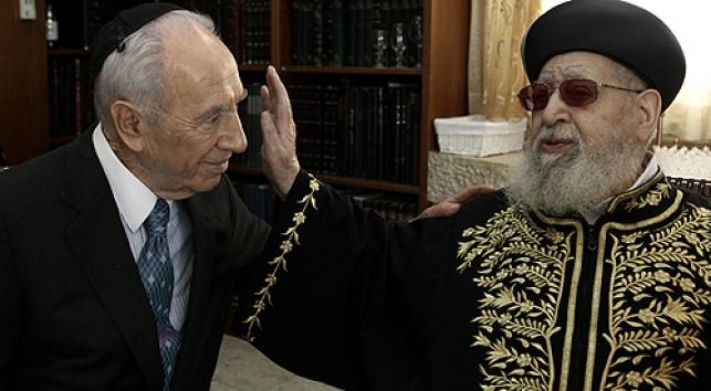 """הנשיא אצל הגר""""ע יוסף, היום"""