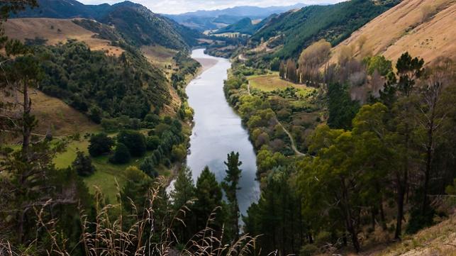 נהר וואנגנוי, ניו זילנד
