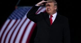 """טראמפ: """"הליך ההדחה נגדי - מעורר זעם"""""""