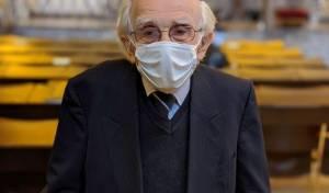 """היהודי בן 100 התרגש לחזור לביה""""כ • תיעוד"""
