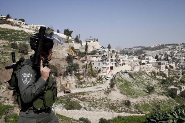 מהומות בסילוואן בגלל שכנים יהודים