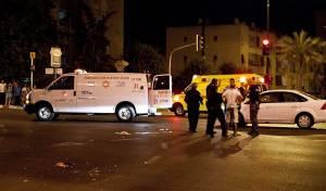 זירת האירוע בו נהרגו שלושה בני אדם