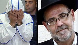 דהן לפני ואחרי הרצח (צילומים: בועז בן ארי, פלאש 90)