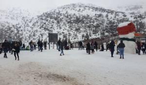 הצפות בערי גוש דן; שלג יורד בחרמון • צפו