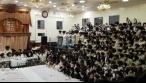 צפו: טיש נעילת החג בתולדות אברהם יצחק