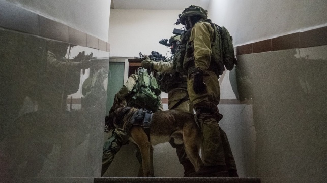 """נהרס בית המחבל שרצח לוחם יס""""מ. צפו"""