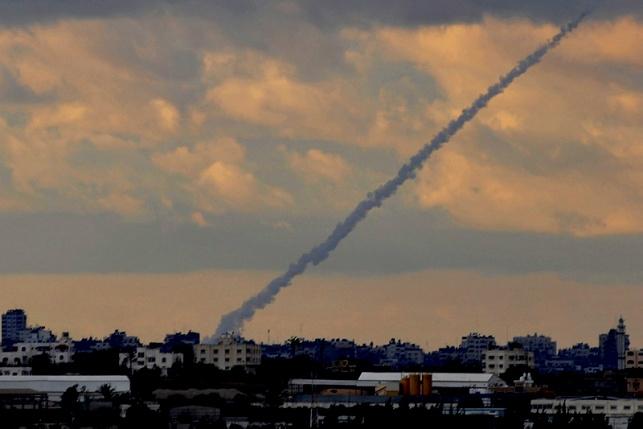 ירי מעזה לישראל. ארכיון