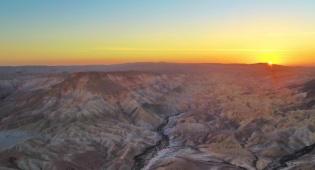 ממצפה רמון עד אילת: סיור בדרום הארץ