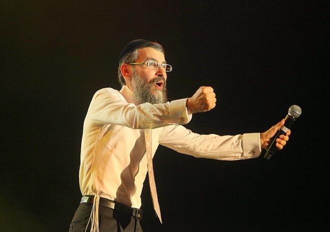 גלריה: רחובות רקדה עם אברהם פריד