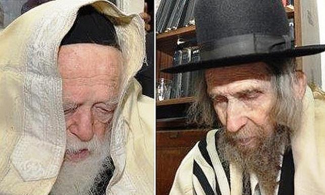 """הגראי""""ל שטיינמן והגר""""ח קנייבסקי"""