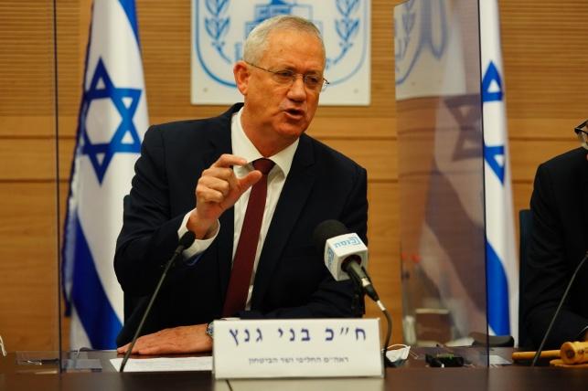 הסקירה של בני גנץ: אלו האיומים על ישראל