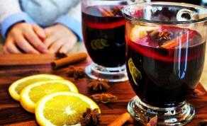 """איך להכין גלו-וויין אירופאי חורפי ומתוק - """"גלו-וויין"""": משקה חורפי מחמם למבוגרים בלבד"""