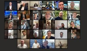 הפוליטיקאים והחברים מברכים את ישראל כהן • צפו