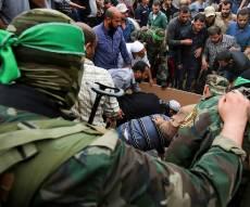 """הלוויות ההרוגים בפיצוץ בעזה - מנהיג חמאס: """"חשפנו מאות פעולות ריגול"""""""