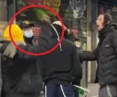 נער שתקף שוטר בבקבוק - הסגיר את עצמו
