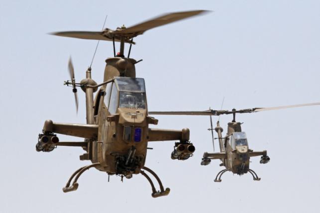 בתגובה לירי הרקטות: חיל האוויר תקף 3 מטרות טרור