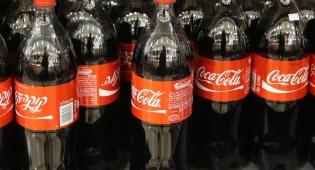 בקבוקי קוקה קולה - 62 מיליון שקל קנס לקוקה קולה ישראל