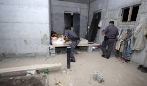 """צפו: מבצע לילי למעצר שב""""חים בבני ברק"""