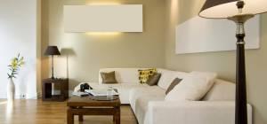 צבעים בהירים ואור רך. פתרונות עיצוב לחדר ללא חלון