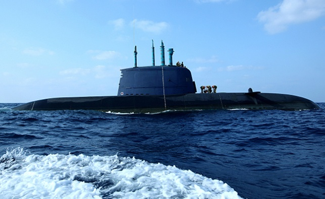 צוללת חיל הים