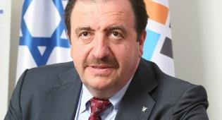 """אלכס ויז'ניצר, לשעבר מנכ""""ל נתיבי ישראל"""