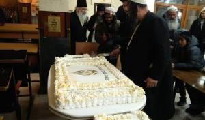 תיעוד: עוגת יום ההולדת לרבי נחמן מברסלב