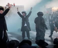 """הפגנות 'הפלג' - ח""""כי 'דגל' מחתימים את הח""""כים על התנערות מ'הפלג'"""
