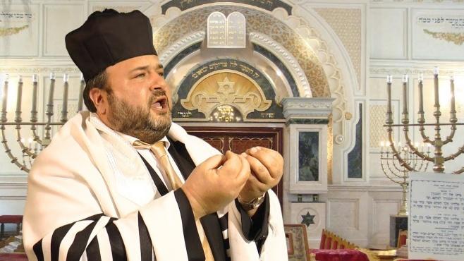 """שמואל טולידאנו מבצע """"רצה"""" של גנשוף"""