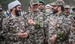 גנרלים איראנים. אילוסטרציה