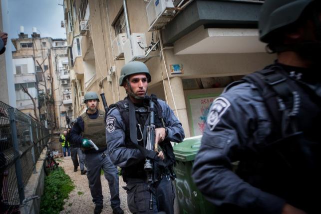 המצוד בתל אביב
