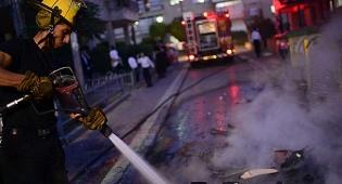 אילוסטרציה - ילד שיחק בגפרורים - וביתו נשרף לחלוטין