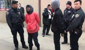מעצר הנשים