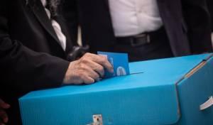 סקר חדש: גם בבחירות החוזרות - אין הכרעה
