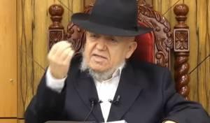 הגאון רבי מאיר מאזוז הודיע לתלמידיו: לא אתערב בבחירות