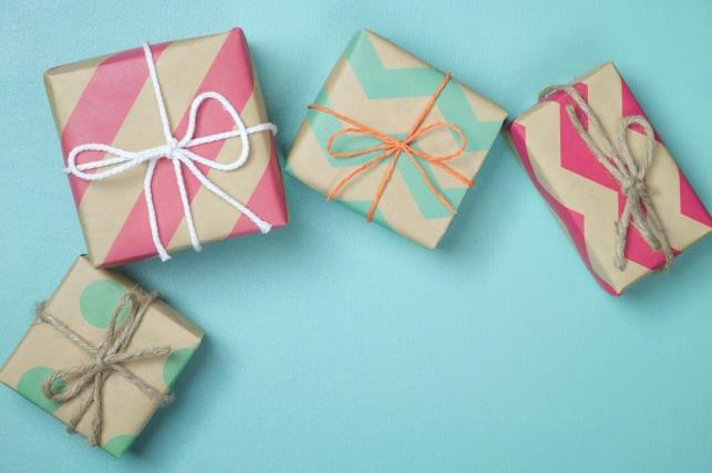 המתנות המומלצות. אילוסטרציה