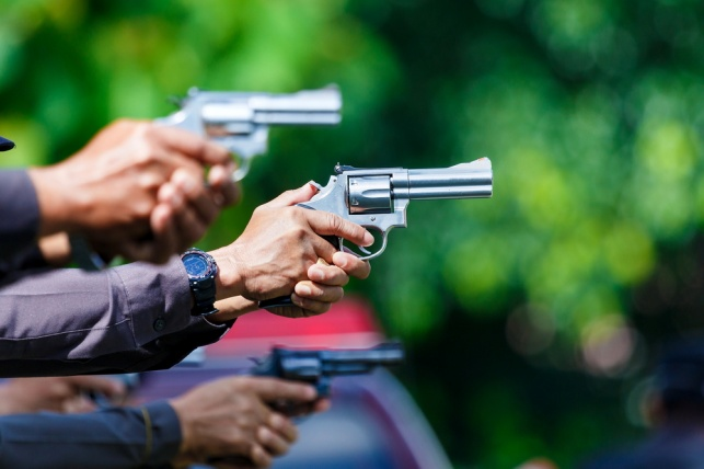 אלמונים יורים לעבר ההסעות של עובדי הייטק