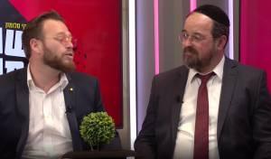 סלומון והרב הורביץ